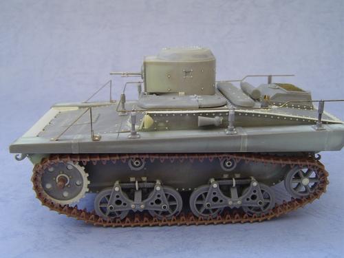 T-37 A 軽戦車①