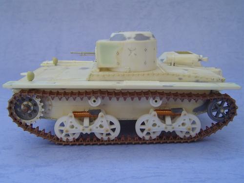 T38軽戦車①
