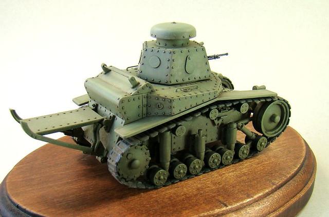 T-18軽戦車②