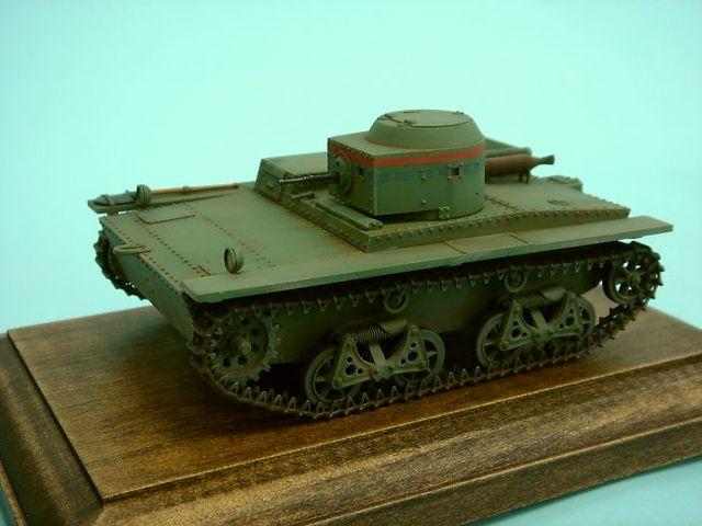 T38軽戦車②