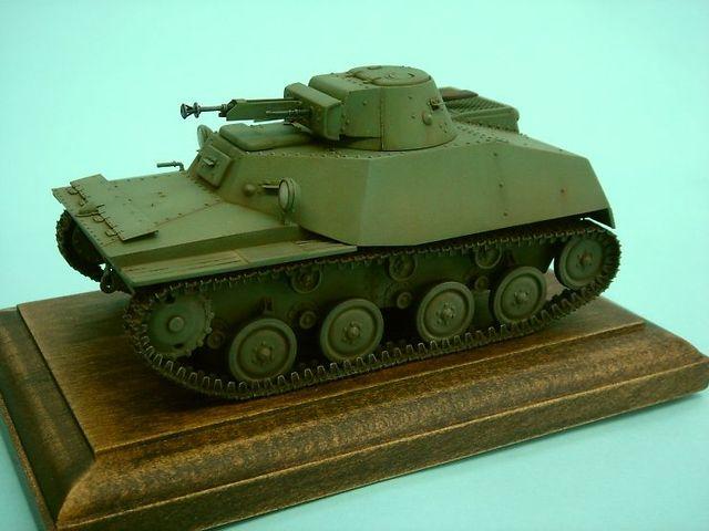 T40軽戦車②