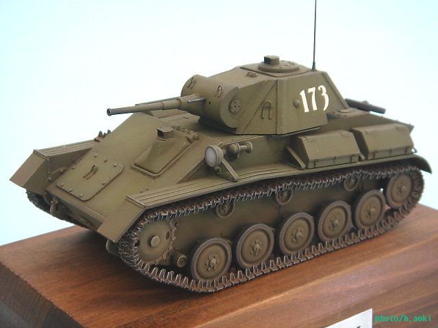 T-70M 軽戦車  ③