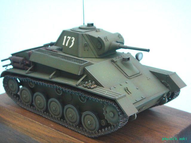 T-70M 軽戦車  ④