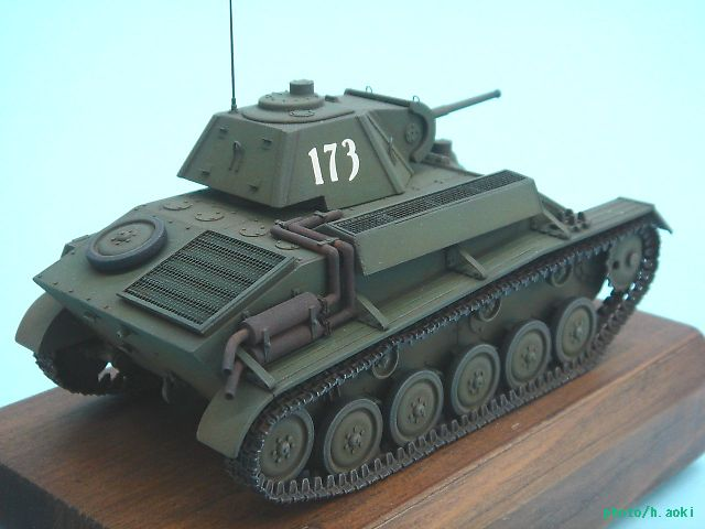 T-70M 軽戦車  ⑤