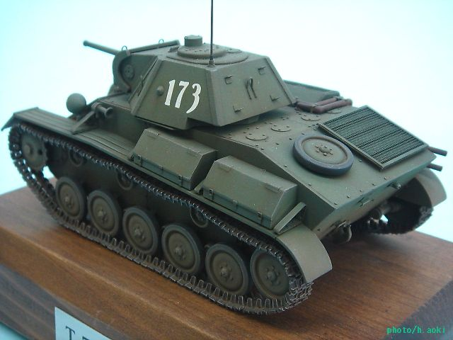 T-70M 軽戦車   ②