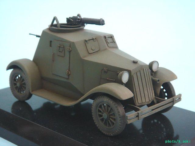D-12装甲車  ②