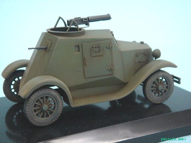 D-12装甲車  ①