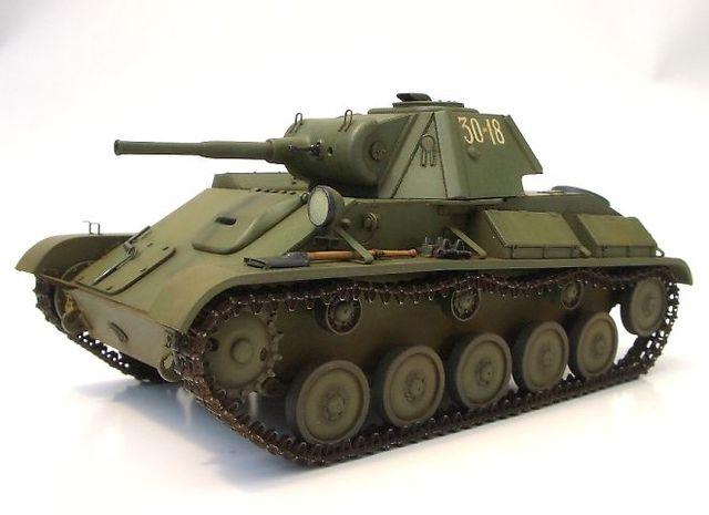 T-70軽戦車  ①
