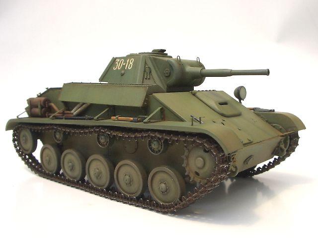 T-70軽戦車  ②