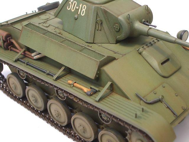 T-70軽戦車  ④