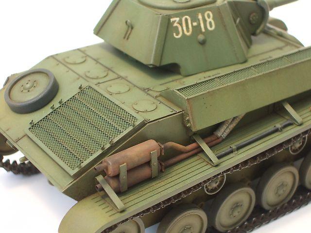 T-70軽戦車  ③