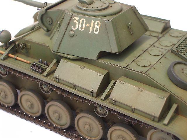 T-70軽戦車  ⑥