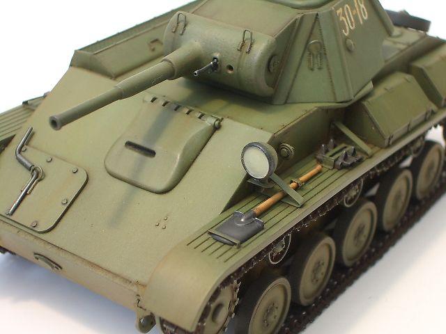 T-70軽戦車  ⑤