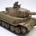 第653重駆逐戦車大隊のVK4501(P)003号車