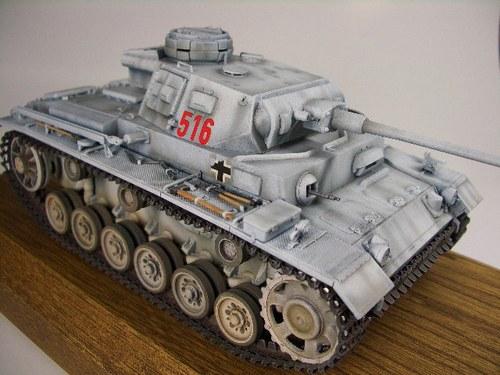 Ⅲ号戦車 J後期型