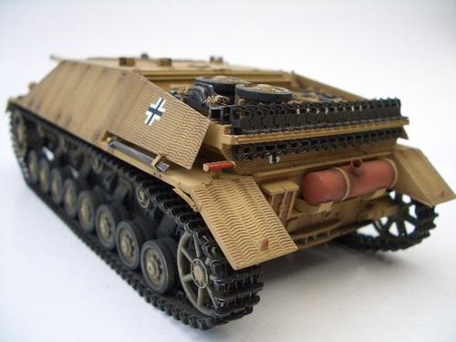 Ⅳ号戦車/70(V)初期生産タイプ