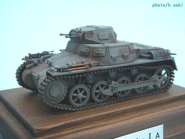 Ⅰ号戦車 A型  ②