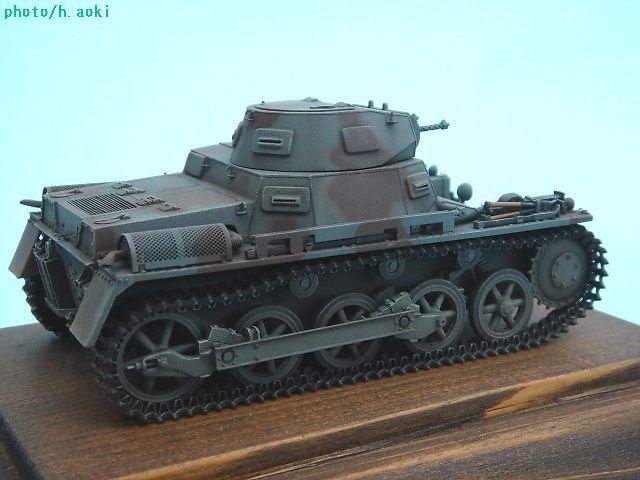 Ⅰ号戦車 A型  ①
