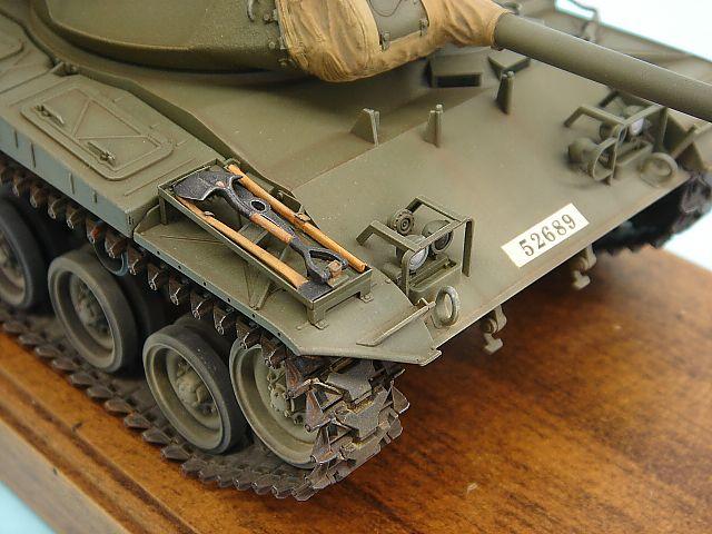 M41ウォーカーブルドッグ  ②
