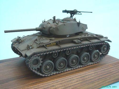 M24チャーフィー 戦後型  ①