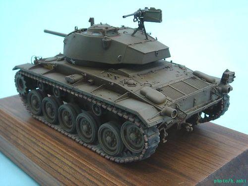 M24チャーフィー 戦後型  ③