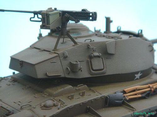 M24チャーフィー 戦後型  ②