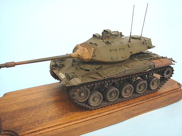 M41ウォーカーブルドッグ  ①