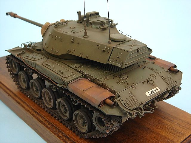 M41ウォーカーブルドッグ  ④