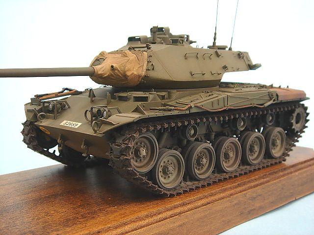 M41ウォーカーブルドッグ  ③