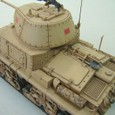 CARRO ARMATO M14/41④