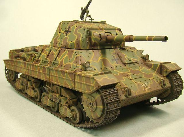 P40重戦車 ②
