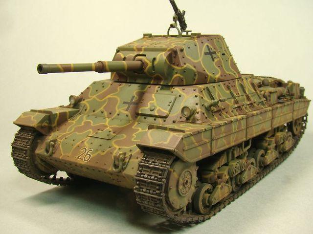 P40重戦車 ①