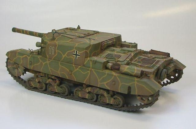 セモベンテ M43 105/25 ⑤