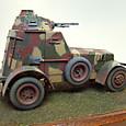 Wz.34装甲車①