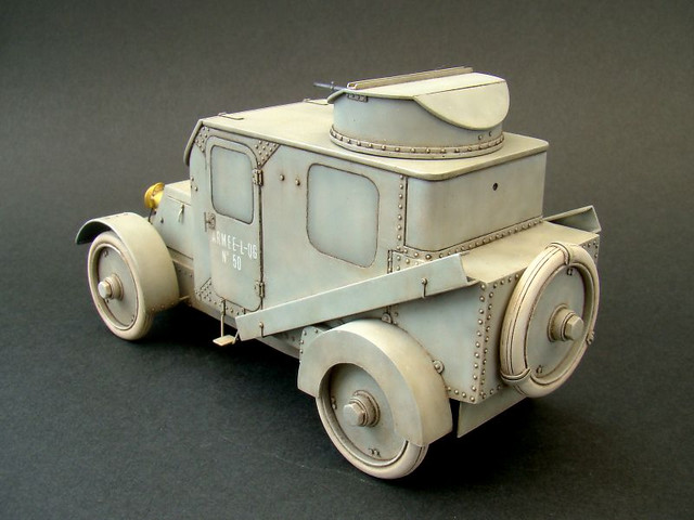 CGV model 1906 armored car③