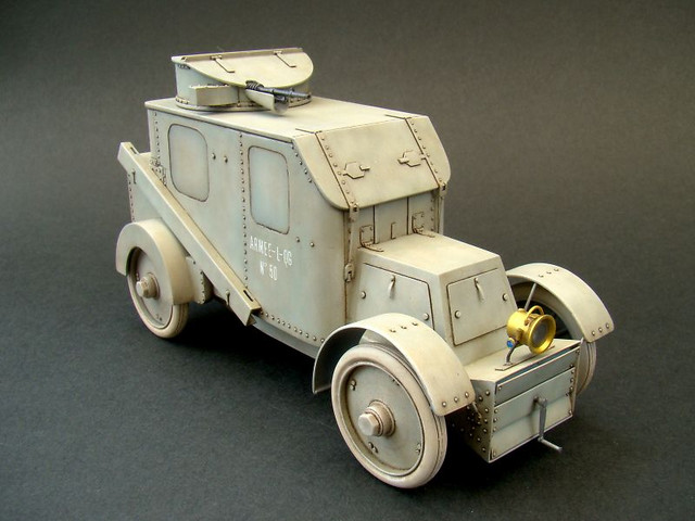 CGV model 1906 armored car②