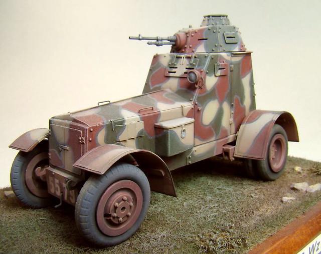 Wz.34装甲車②